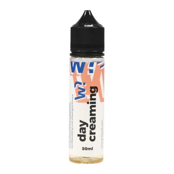 WRONG? Day Creaming Premium Liquid - 50 ml