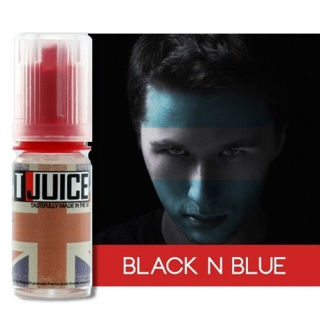 T-Juice Black N Blue Concentrate - 10ml