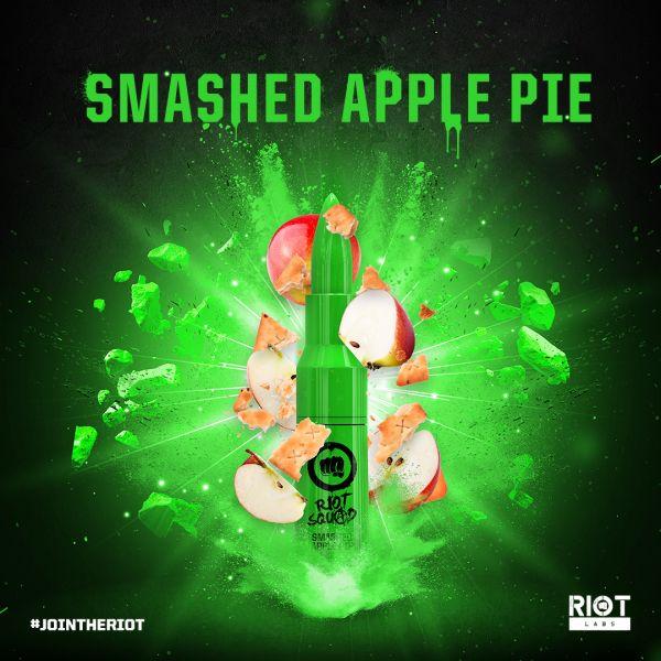 Riot Squad Smashed Apple Pie Liquid - 50ml