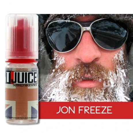 T-Juice Jon Freeze Concentrate - 10ml