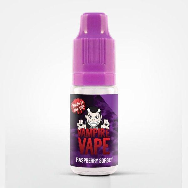 Vampire Vape Raspberry Sorbet Liquid - 10ml