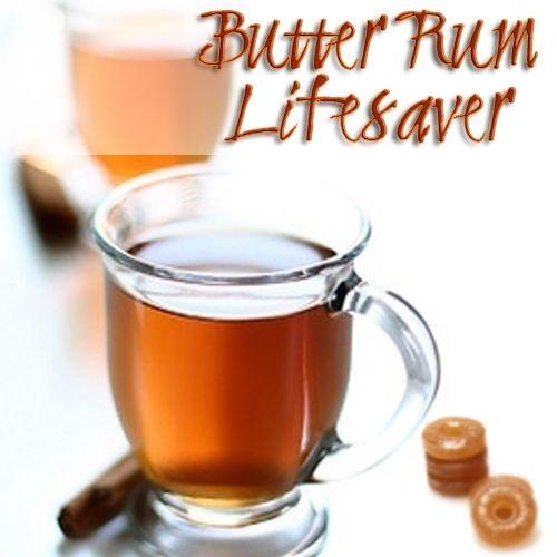 Pink Spot Butter Rum Lifesafer - Aroma 10ml