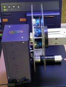 Hochwertige Farbetiketten Labels nach Wunsch (63mm x 33mm)