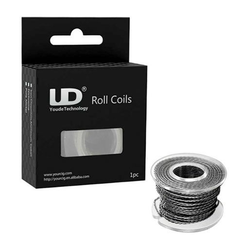 2x 0.4 Kanthal x 5.0m (Twisted Wire UD)