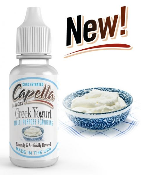 Capella Greek Yogurt Aroma Concentrate - 13ml