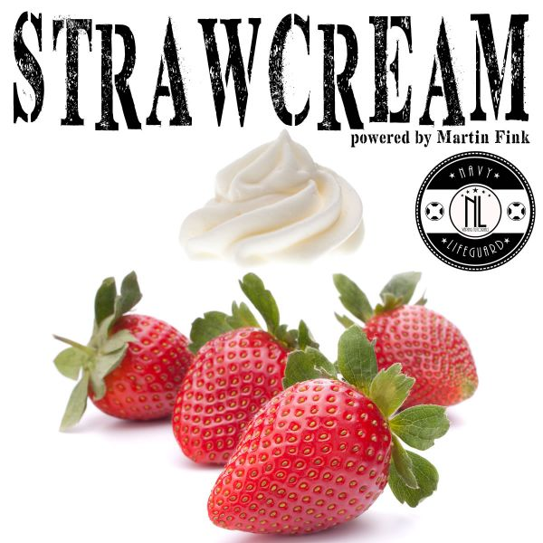 Nlife V.2 Strawcream Liquid 10ml / 50ml / 100ml