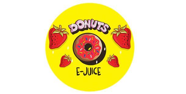 Donuts E-Juice Liquid