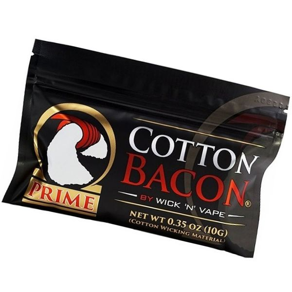 Cotton Bacon Prime von Wick N' Vape
