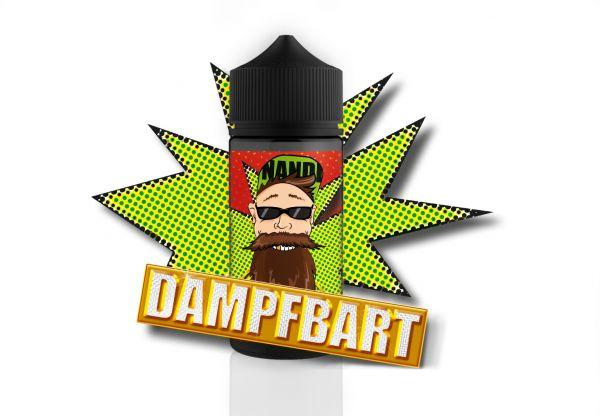 Dampfbart Wildberry Flakes Shortfill Liquid - 100ml