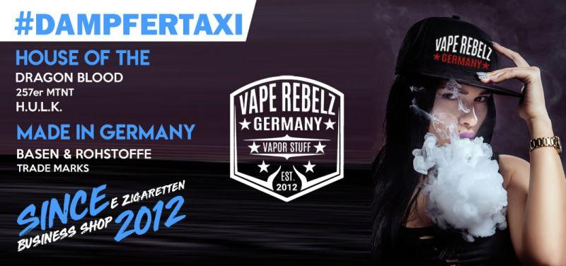 Premium Aromen für E-Zigaretten