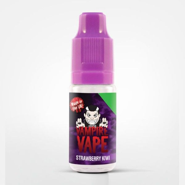 Vampire Vape Strawberry Kiwi Liquid - 10ml