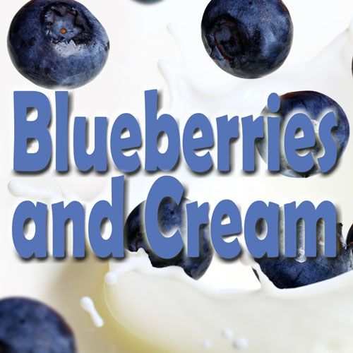 Pink Spot Blueberries and Cream - Aroma 10ml