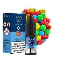 POD SALT FUSION Bubble Blue Nikotinsalz Liquid - 10 ml