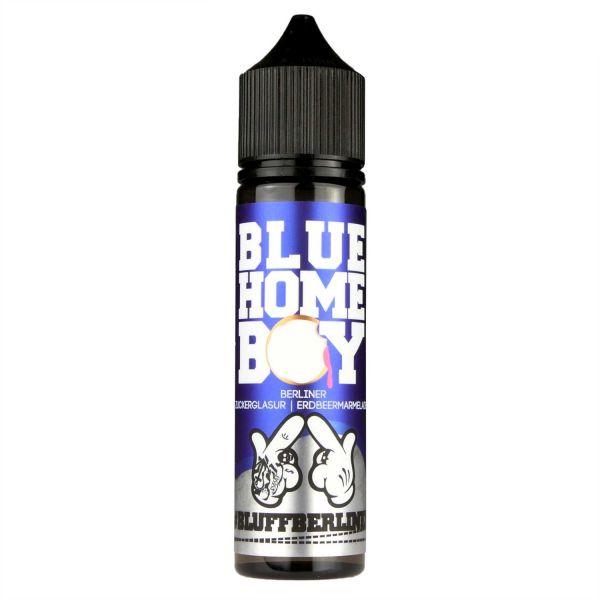 GANGGANG Blue Home Boy #Bluffberliner Aroma - 20ml