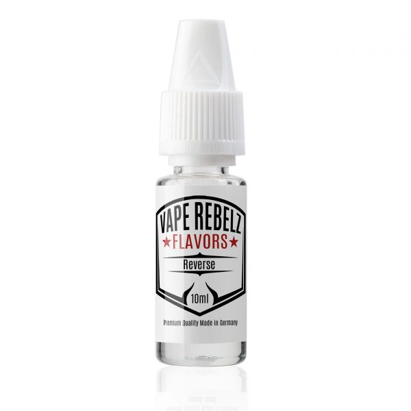 Vape Rebelz® Reverse Edition selffaW yrrebwartS allinaV Aroma - 10ml