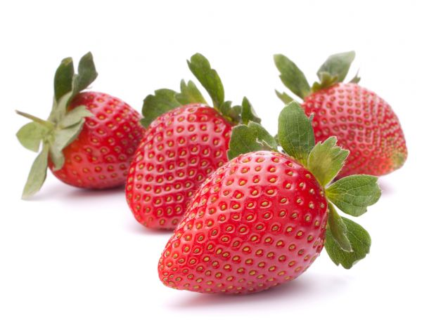 Strawberry Liquid   Nikotinfrei - 10ml / 50ml / 100ml