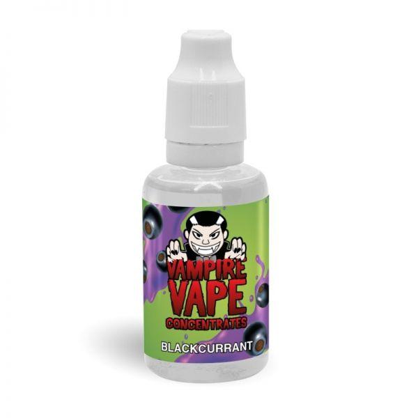 Vampire Vape Blackcurrant Aroma - 30ml