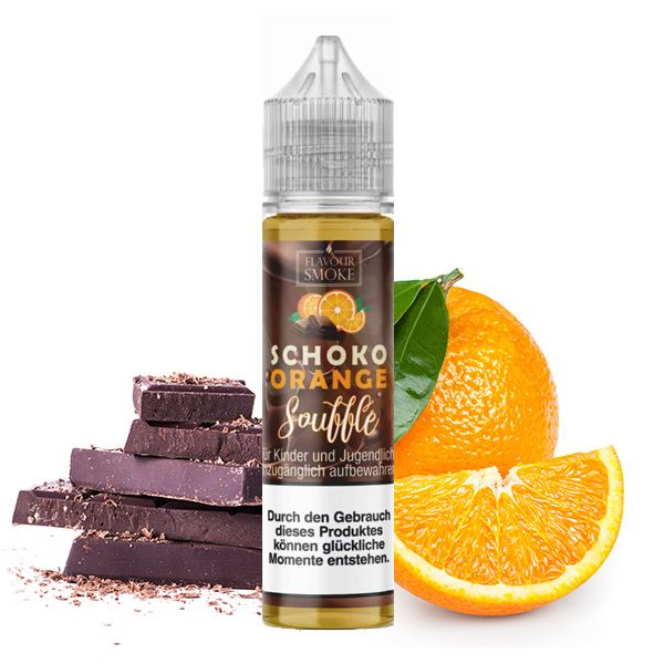 FLAVOUR SMOKE Schoko-Orange Souffle Aroma - 20ml