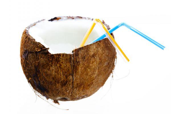 Kokosnussmilch Liquid von Dampfer-Taxi® | Nikotinfrei - 10ml / 50ml / 100ml