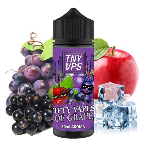 Tony Vapes Fifty Vapes of Grape Aroma - 30ml