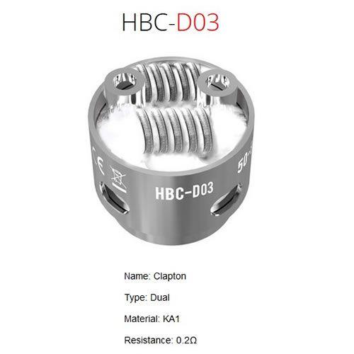 GeekVape Eagle HBC-D03 Coil