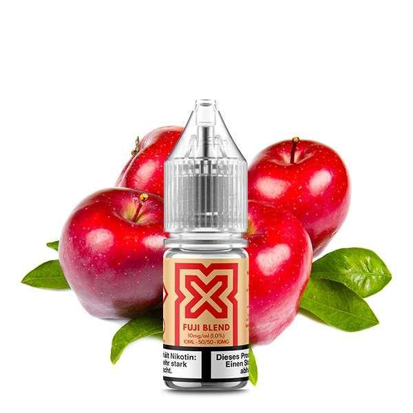 POD SALT X Fuji Blend Nikotinsalz Liquid - 10 ml 20mg