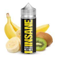INSANE Banana Kiwi Liquid - 100ml