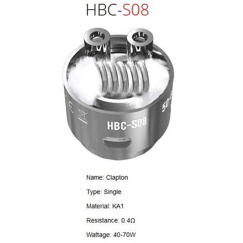 GeekVape Eagle HBC-S08 Coil