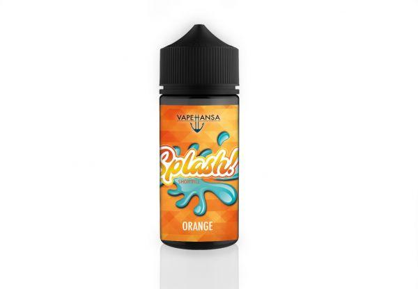 Splash! Orange Shortfill Liquid - 100ml