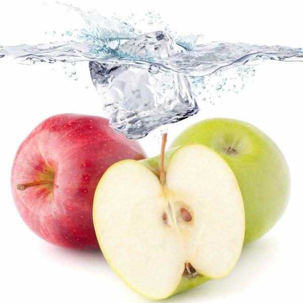 Apple on Ice Liquid   Nikotinfrei