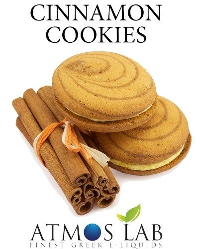 Atmos Lab Cinnamon Cookies Flavour